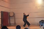 表演:劍的即興