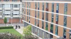 Sussex 大學校園