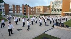 晨練:Sussex 校園