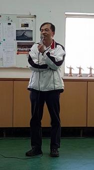 大會專題演講(ㄧ):林明仁博士