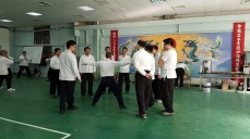 集訓分組練習